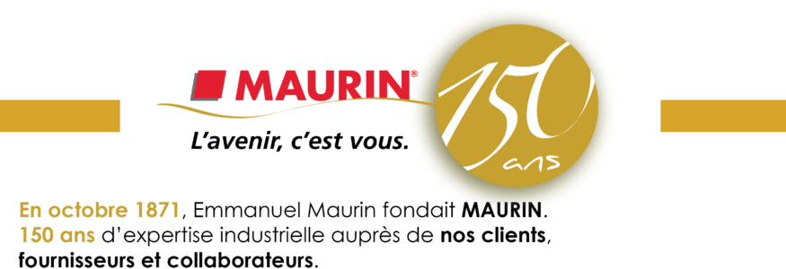 150 ans Maurin 1871-2021
